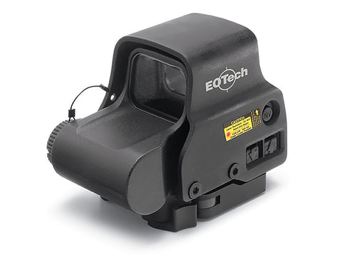 EOTech EXPS3-2 Holographic Weapon Sight 68 MOA Circle with (2) 1 MOA Dots Reticle CR123 Battery - OPTICS PROS