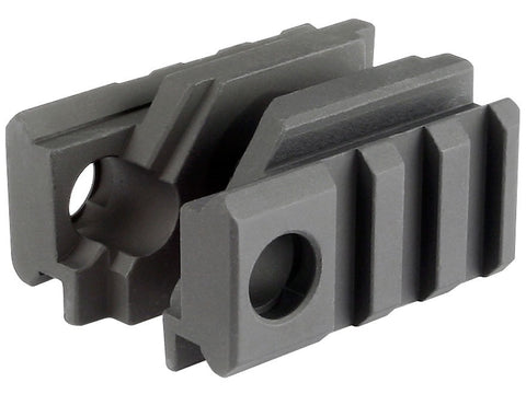 Midwest Industries Tactical Light Mount AR-15 Aluminum Matte MCTAR - 01G2 - OPTICS PROS