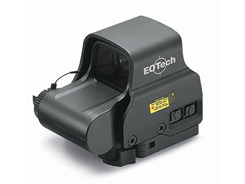 EOTech EXPS2 Holographic Weapon Sight w/ QD Lever - OPTICS PROS