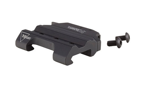 Trijicon Compact ACOG® Quick Release - Low Mount for 1.5x16S, 1.5x24, 2x20,  3x24 and 3x30 ACOG® Models AC12035 - OPTICS PROS