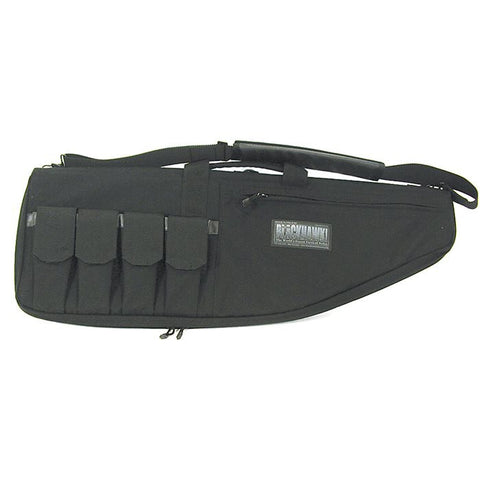 BlackHawk Rifle Case  Black - OPTICS PROS