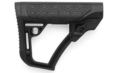 Daniel Defense Collapsible Buttstock, MIL-SPEC - OPTICS PROS