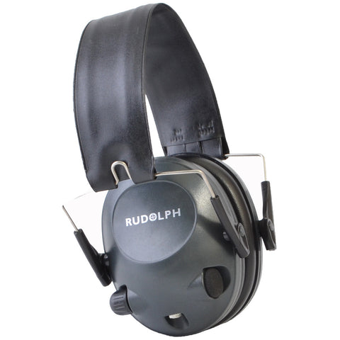 Rudolph Ear Protection Electronic Slim Design 85dB RO-EP-P1 - OPTICS PROS