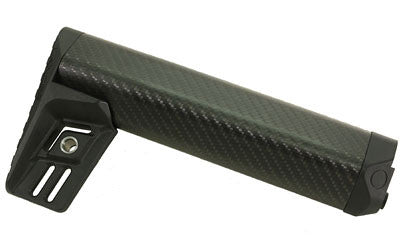 "Lancer AR-15 Carbon Fiber Fixed Stock A2 Length 10.80"" Black LCS-A2-R"