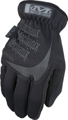 Mechanix Wear FastFit Covert Glove, Black - OPTICS PROS