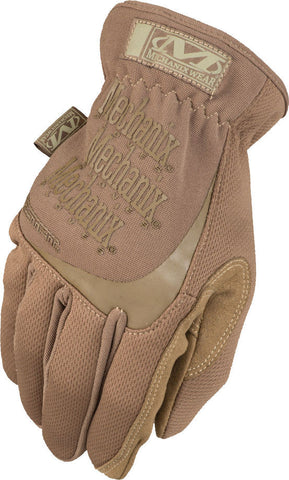 Mechanix Wear FastFit Covert Glove, Coyote Tan - OPTICS PROS