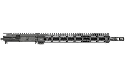 "Midwest Industries AR-15 Upper Assembly 223 Wylde 16"" Barrel 15"" G3 M-LOK Rail Black - OPTICS PROS"