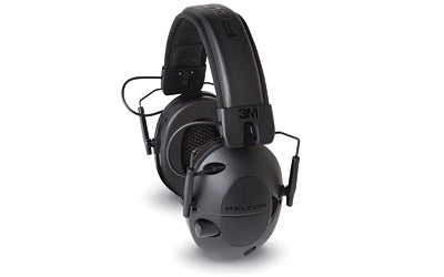 Peltor Sport Tactical 100 Electronic Earmuffs (NRR 22dB) Black