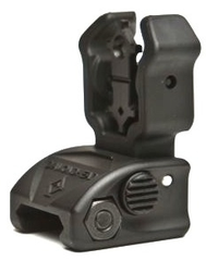 Diamondhead AR-15 Rear Flip-Up Sight Polymer (with NiteBrite) - OPTICS PROS