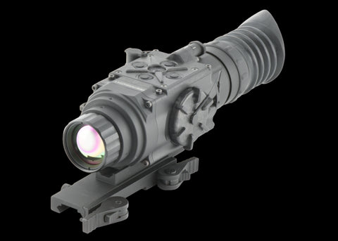 Armasight Predator 336 30HZ FLIR Tau 2 Thermal Imaging Rifle Scope 2-8x 25mm Quick-Detachable Picatinny-Style Mount Matte - OPTICS PROS