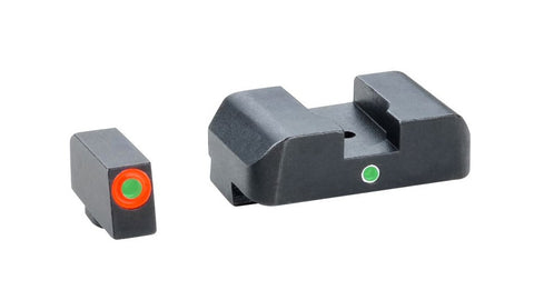 Ameriglo Complete I-Dot Style Night Sight Sets For Glocks GL-201 - OPTICS PROS