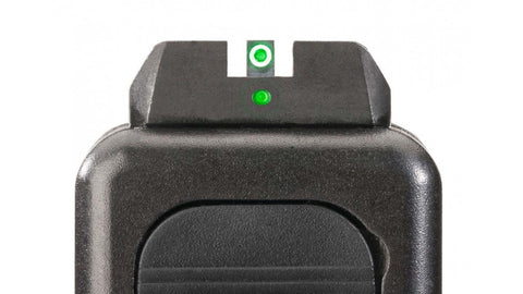 AmeriGlo I-Dot 2 Dot Night Sights Front and Rear Fit Glock 20, 21, 29, 30, 31, 32, 36 - OPTICS PROS