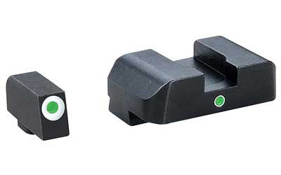Ameriglo Night Sights Fits Glock I-Dot GL-101 - OPTICS PROS