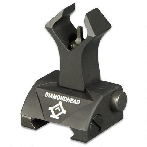 Diamondhead AR-15 Front Flip-Up Combat Sight 1051 - OPTICS PROS