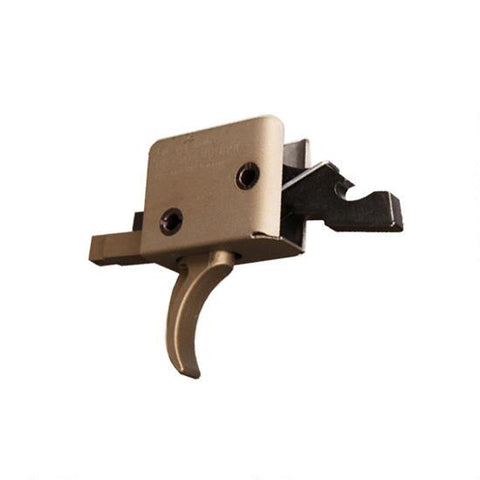 CMC AR-15 Drop-In Single Stage Trigger Curved 3.5-4 lbs