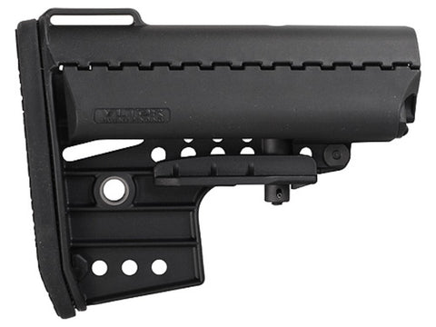 VLTOR Clubfoot IMOD Basic Stock Collapsible AR-15, LR-308 Carbine Synthetic Mil-Spec - OPTICS PROS