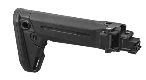 Magpul Industries Zhukov-S Folding Collapsible Stock,AK47/AK74 - OPTICS PROS