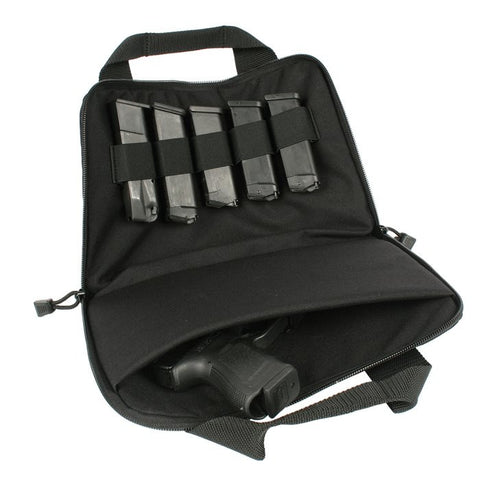 BlackHawk Gun Rug/Pistol Pouch (12 X 8) Black 61GR01BK - OPTICS PROS