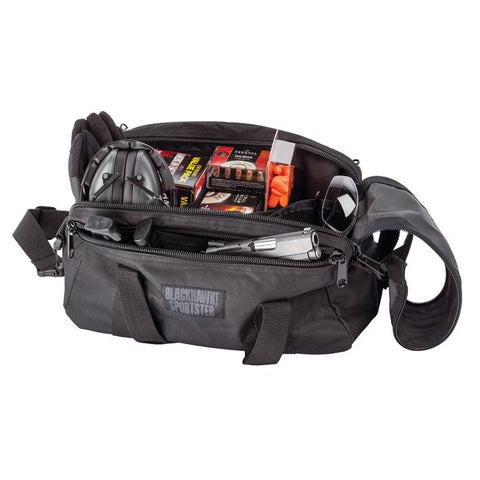 Blackhawk Sportster Pistol Range Bag 74RB02BK - OPTICS PROS