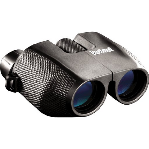 Bushnell Powerview 8x25 Porro Prism Binoculars 139825 - OPTICS PROS