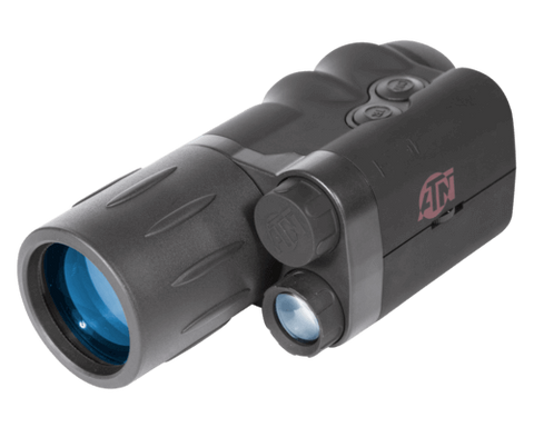 ATN DNVM-4 Digital Night Vision 4x Monocular DGMNNVM4C - OPTICS PROS