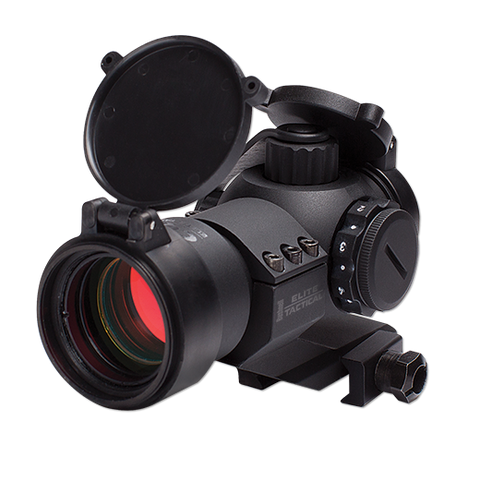 Bushnell Elite Tactical 1x32 3 MOA Red Dot ET1X32 - OPTICS PROS