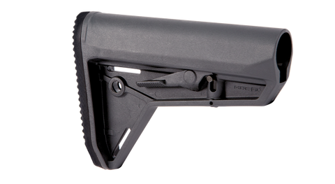 Magpul Industries MOE Slim Line Carbine Stock- Commercial Spec - OPTICS PROS