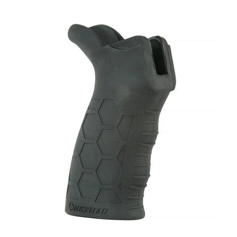 Hexmag Tactical Rubber Grip (HTG), Fits AR15/M16/AR10 HX-HTG - OPTICS PROS