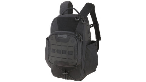 Maxpedition LITHVORE Backpack, Black - OPTICS PROS