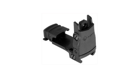 Mission First Tactical Backup Polymer Flip Up Sight - OPTICS PROS