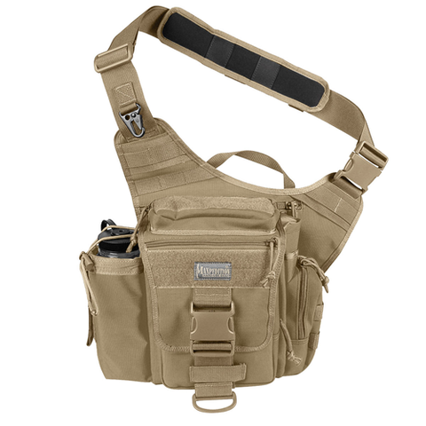 Maxpedition Jumbo Versipack Sling Pack 0412 - OPTICS PROS