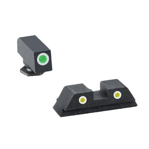 AMERIGLO Tritium Night Sight FOR GLK 17/19/22 - OPTICS PROS