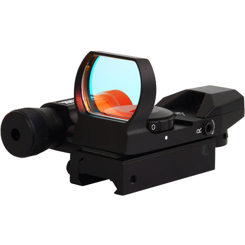 Sightmark Laser Dual Shot Reflex Sight Dove Tail  SM13002-DT - OPTICS PROS