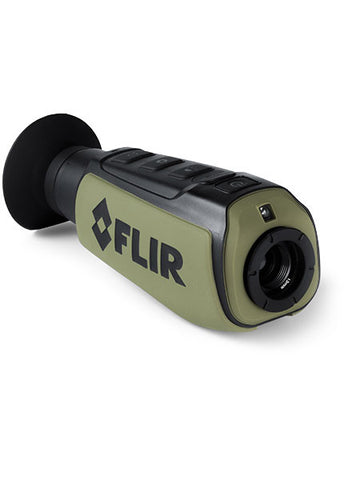 FLIR Scout II 320 Handheld Monocular Thermal Imaging Camera 431-0009-21-00S - OPTICS PROS