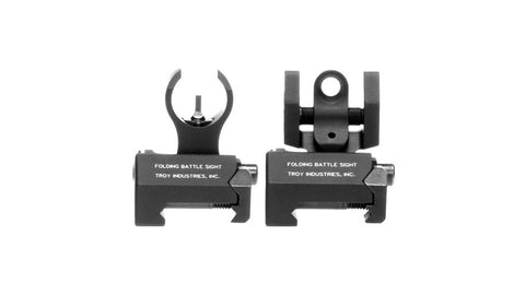 Troy Micro BattleSight Set - Standard Rear / HK Front - OPTICS PROS