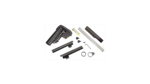 VLTOR E-mod Stock Kit Black For Mil-Spec Tubes - OPTICS PROS