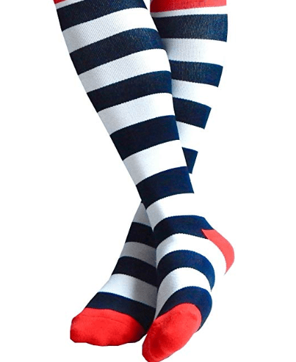 Compression Socks - 20-30 mmHg Support Stockings ~ Reduce Swelling!