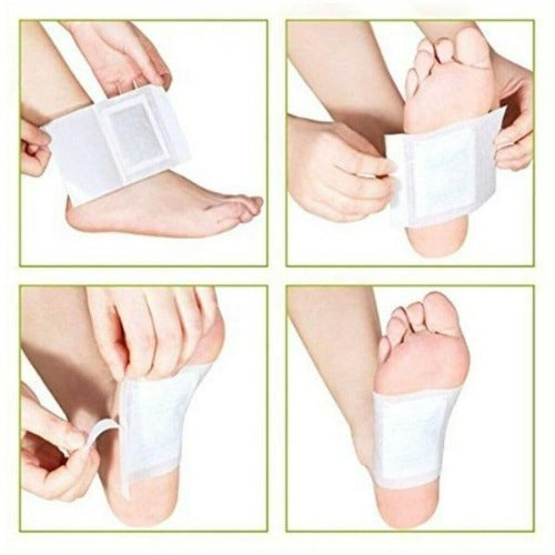 Detox Foot Pads - Stay Healthy ~ 10 Pack!