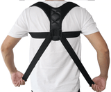 Adjustable Posture Corrector - Back Support & Pain Relief