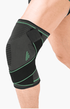 Knee Brace - Compression Sleeve ~ Meniscus Patella Support!