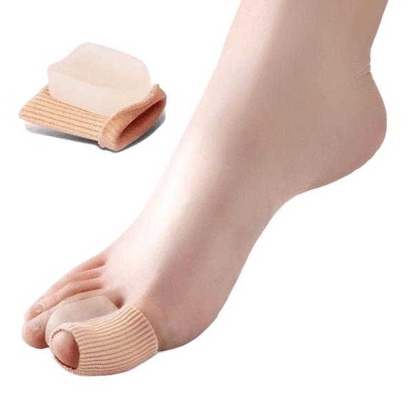 Bunion Relief Toe Caps - Toe Separator ~ Soft and Comfortable!
