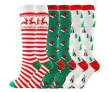 Compression Socks Men and Women Christmas