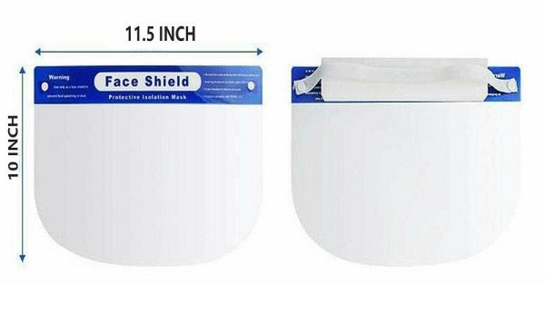 Face Shield ~ Second Layer Protection ~ Adjustable