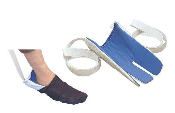 EasyUp Sock Puller - Compression Sock Put on Stocking Assistance Aid - Affordable Compression Socks