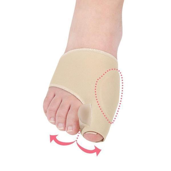 Bunion Relief Pads - Toe Separator ~ Soft and Comfortable!