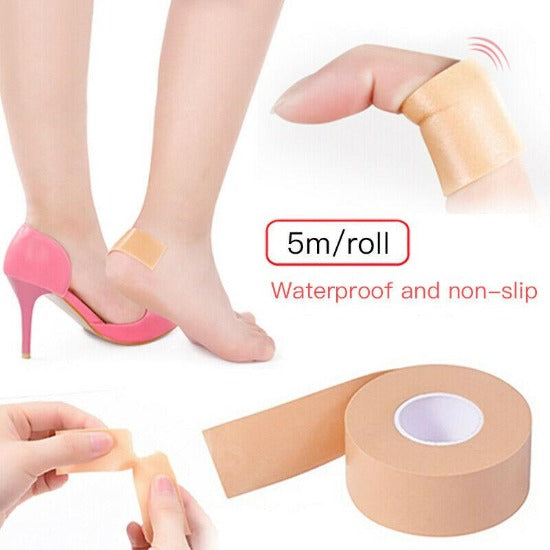 Miracle Foot Tape - Soft & Waterproof ~ Treat your Feet!