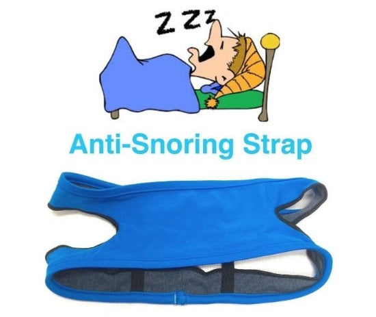 Anti Snore & Sleep Apnea Jaw/Chin Wrap Sleeping Aid Snore Stopper - Affordable Compression Socks