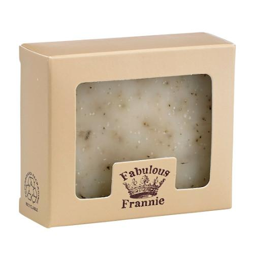 Aromatherapy Peppermint Essential Oil 4 oz Bar Soap