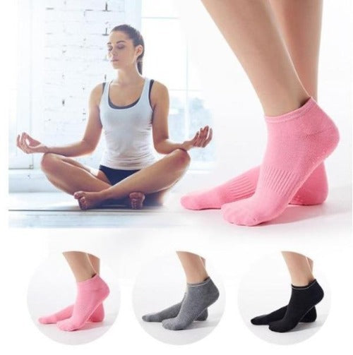 Yoga Socks Pilates Exercise