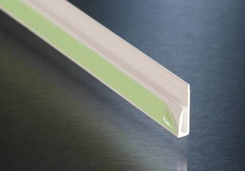 PVC J Profile (Capping Strip)